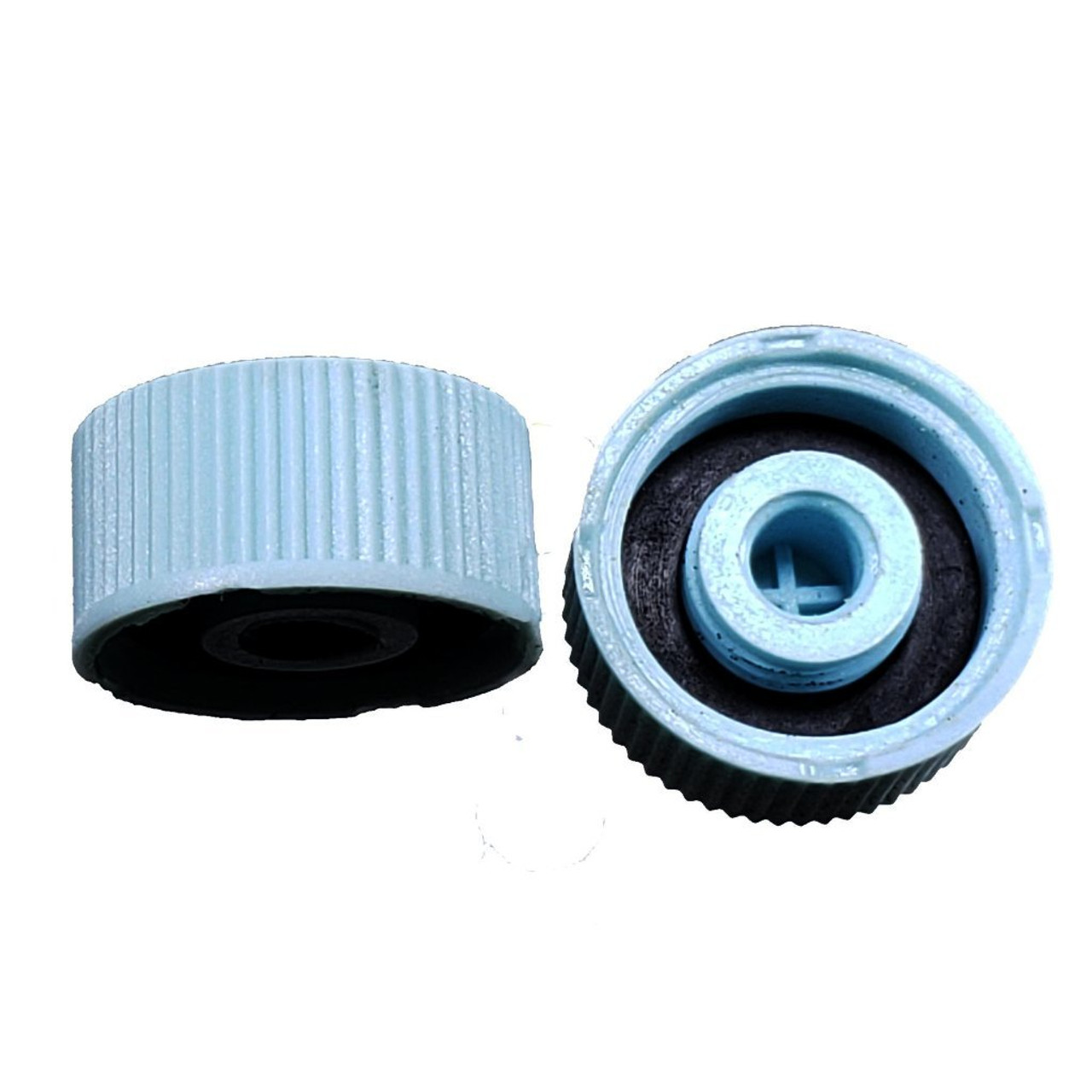 AC Service Valve Cap R134a - Blue High Side M10x1.25 - Interchanges: MT0311, 69501