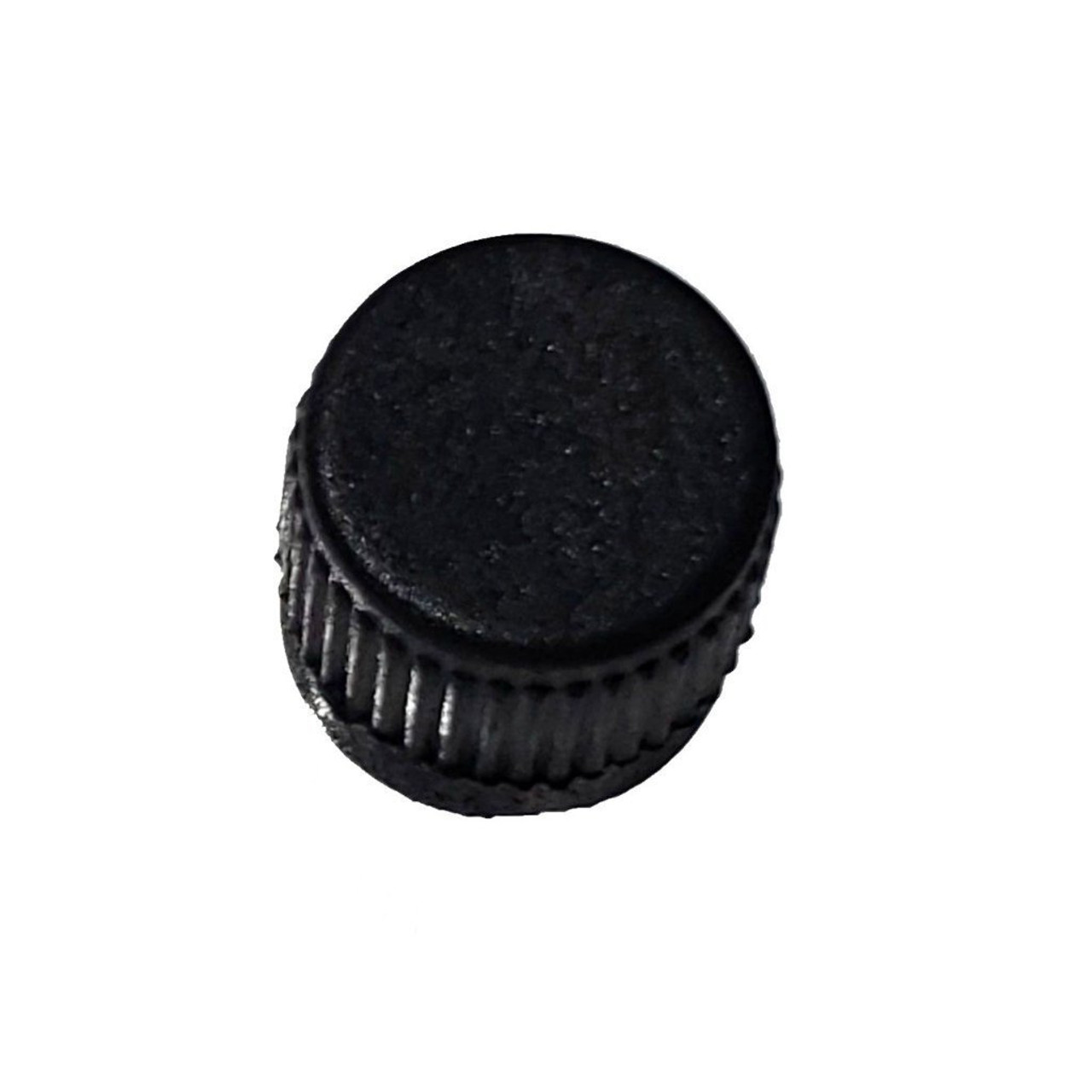 "AC Service Cap - Black High Side 3/16"" SAE - R12"