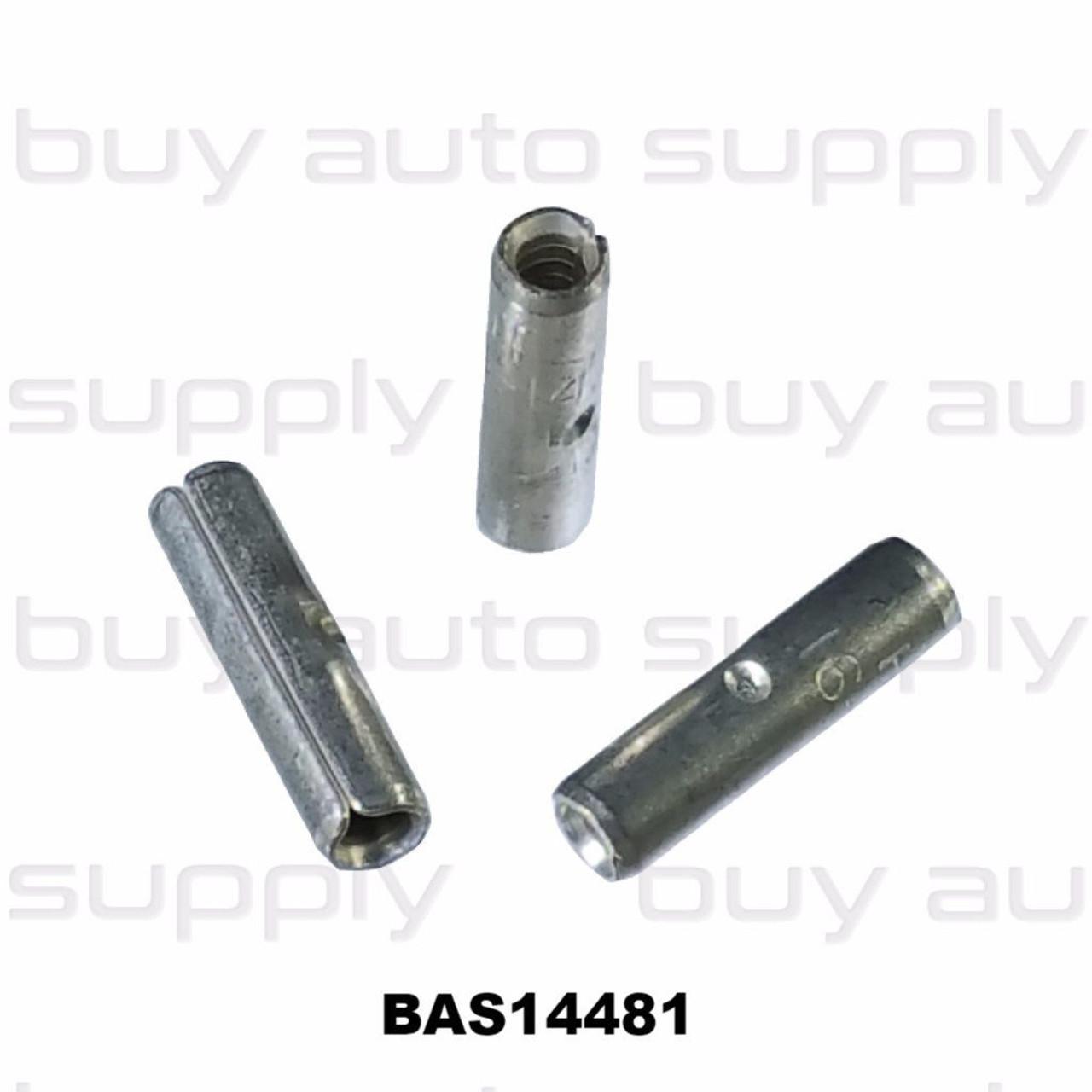 Butt Connectors - 16-14 Non-Insulated - BAS14481