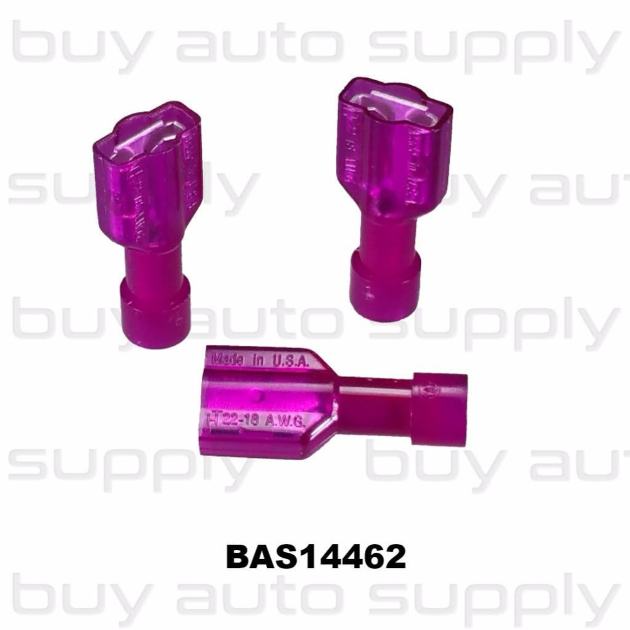 Red Female Quick Connect (Nylon)- BAS14462 - from Buy Auto Supply