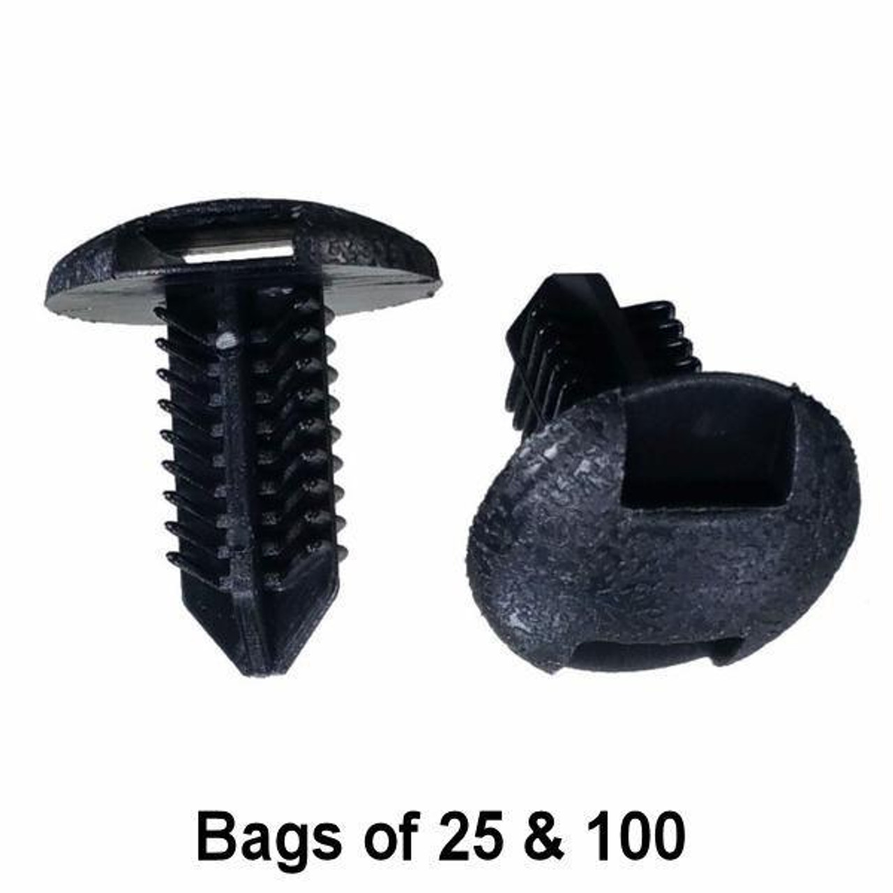 Toyota / Lexus Trunk Trim Push Retainer Clip - Interchange: Auveco 20184 Toyota 9046708186