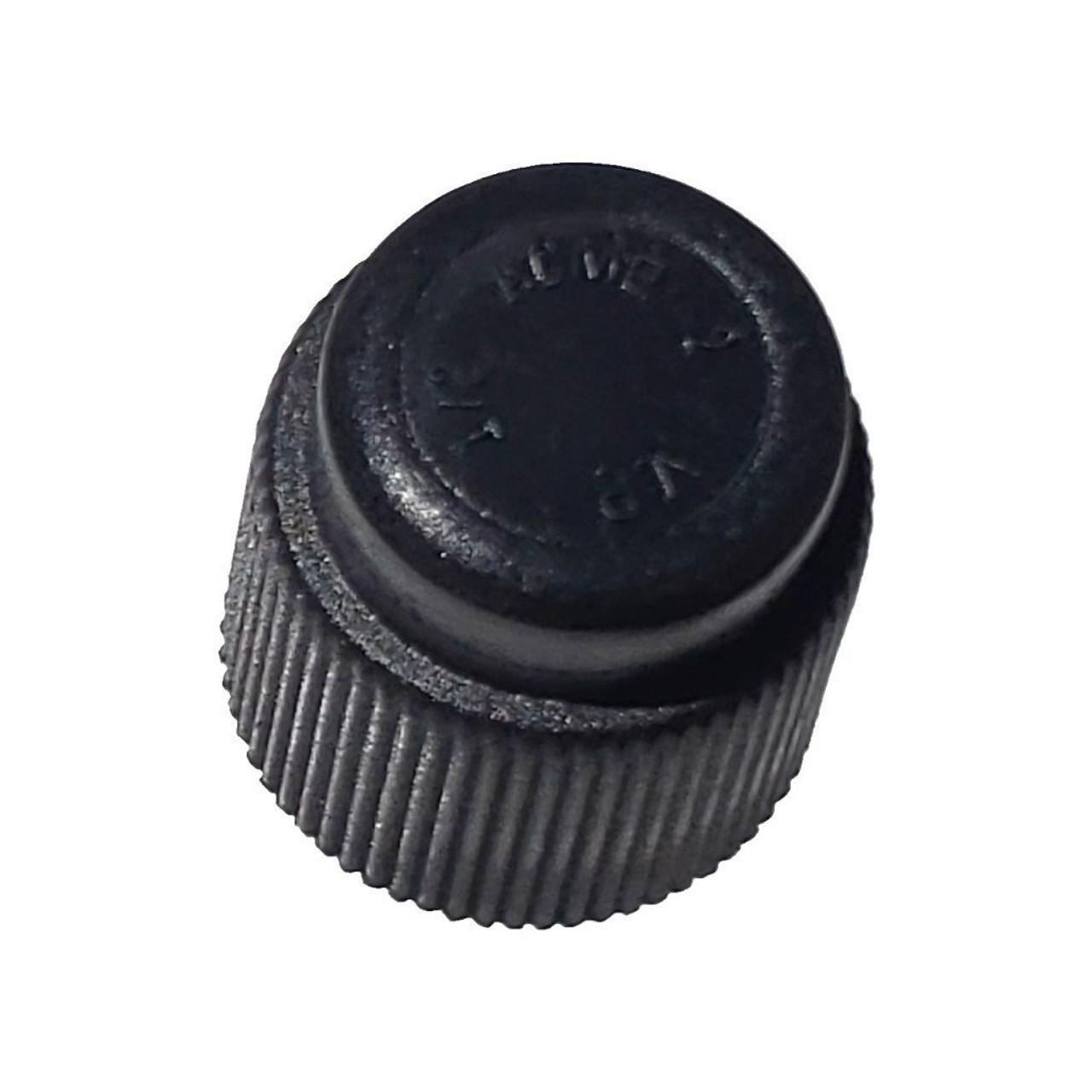 "AC Service Cap - Black ACME 1/2"" - R12"