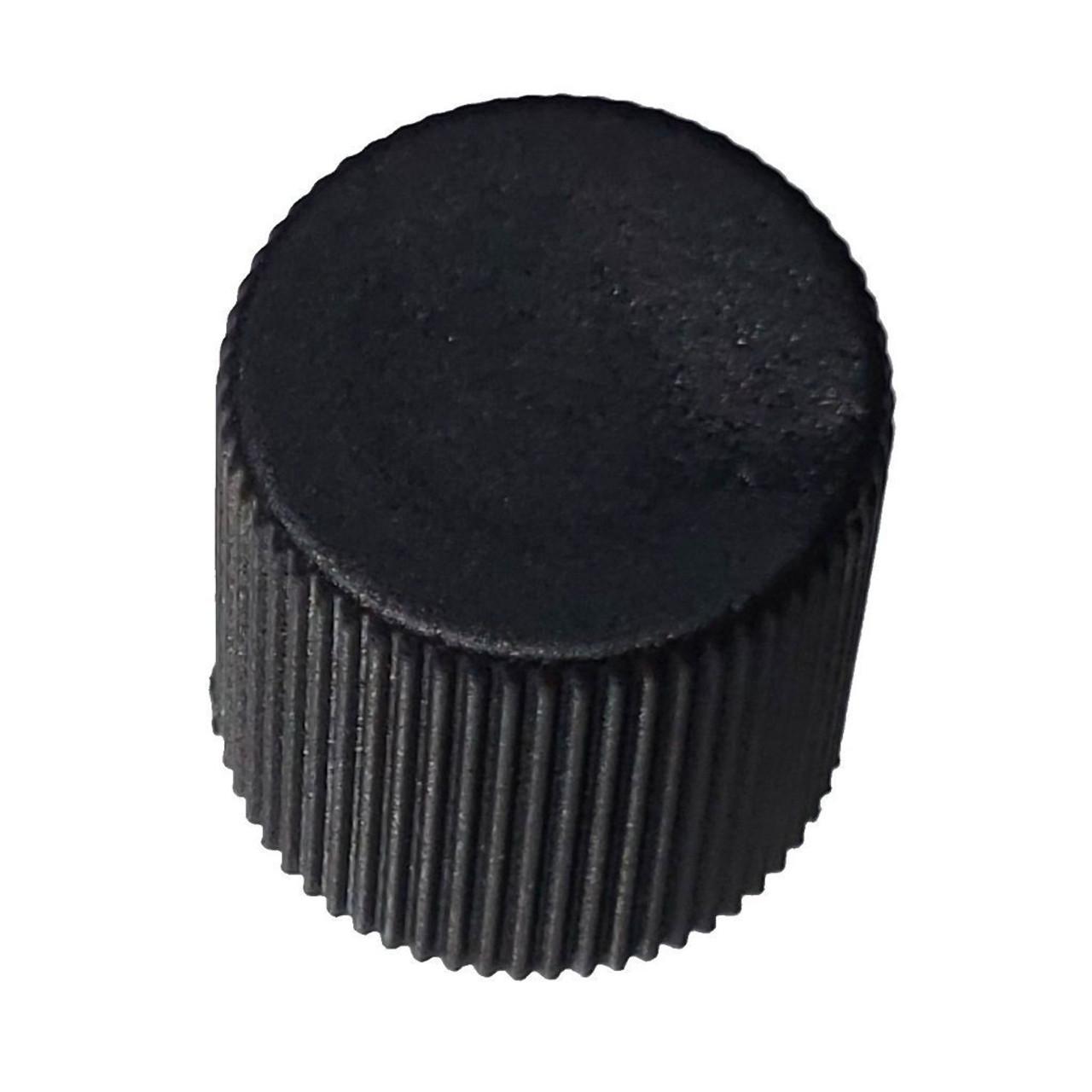 AC Service Cap - Black High Side M10x0.75 - Interchanges: MT0068, 59938