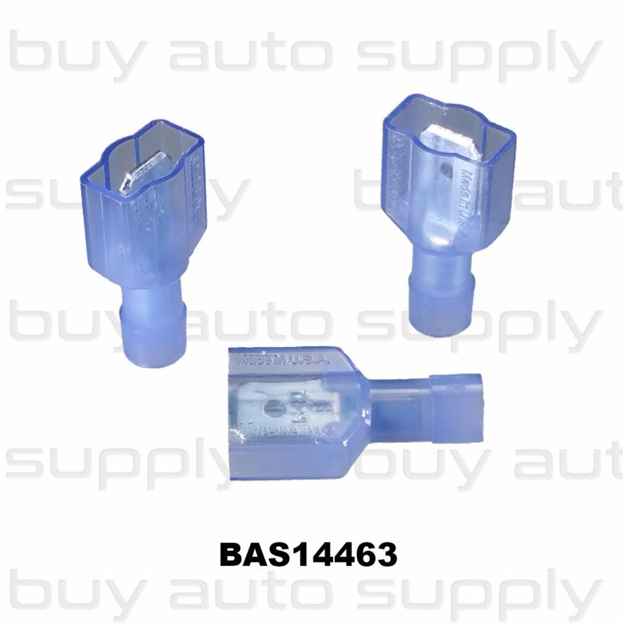 Electrical Male Quick Connect (Nylon)- BAS14463