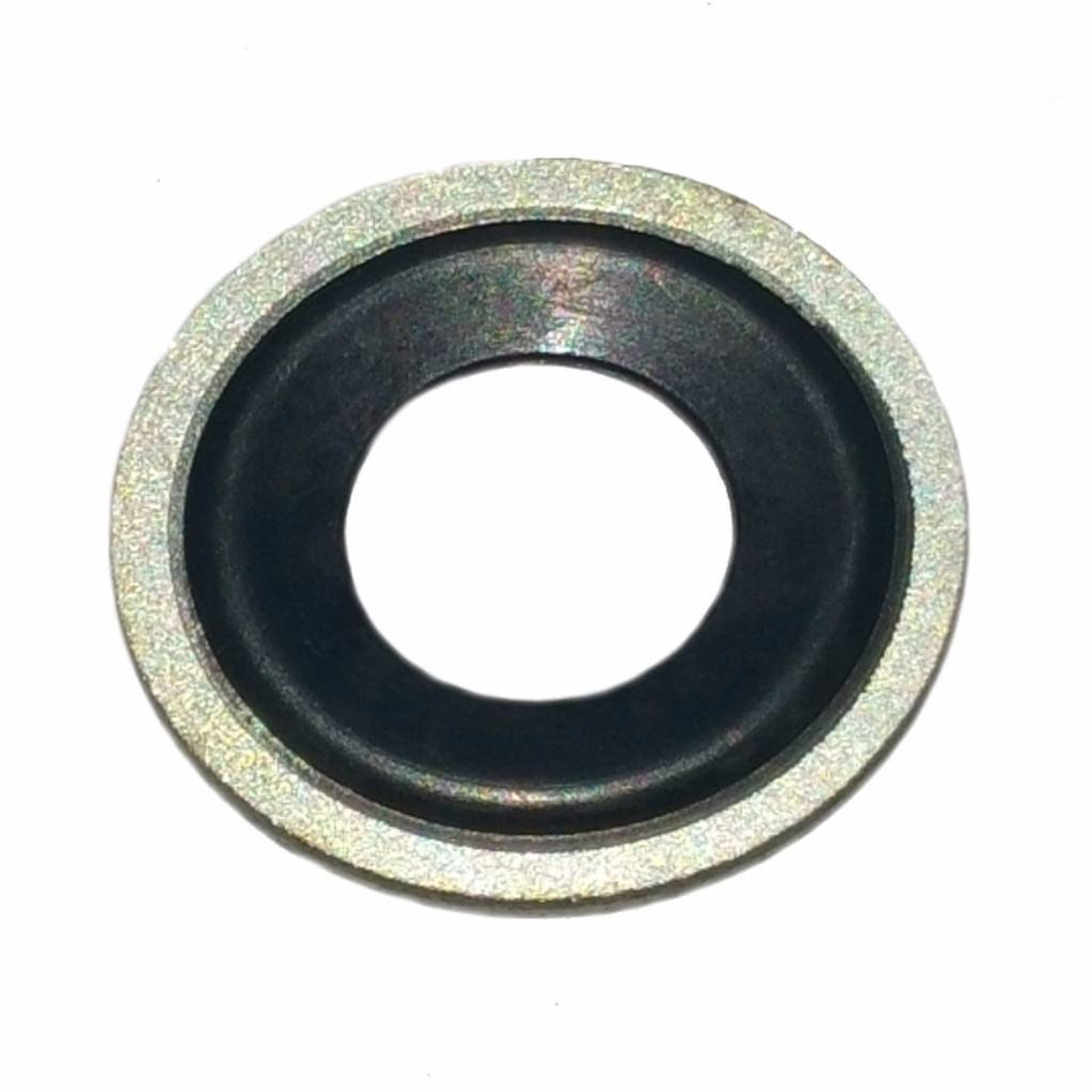 Metal Rubber Oil Drain Plug Gasket M12 from Buy Auto Supply - Replaces Dorman 097-021 65274 097 021