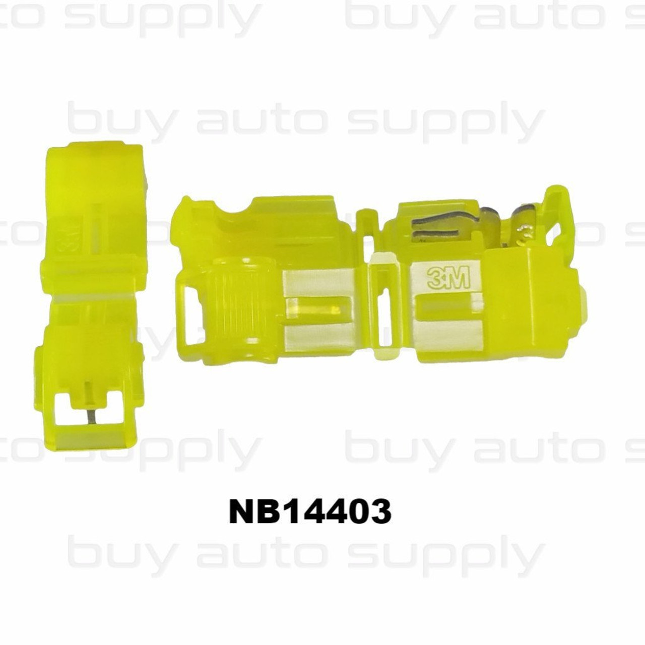 3M Wire Tap | Nb14403 3m Yellow T Tap 953k 12 10 Awg