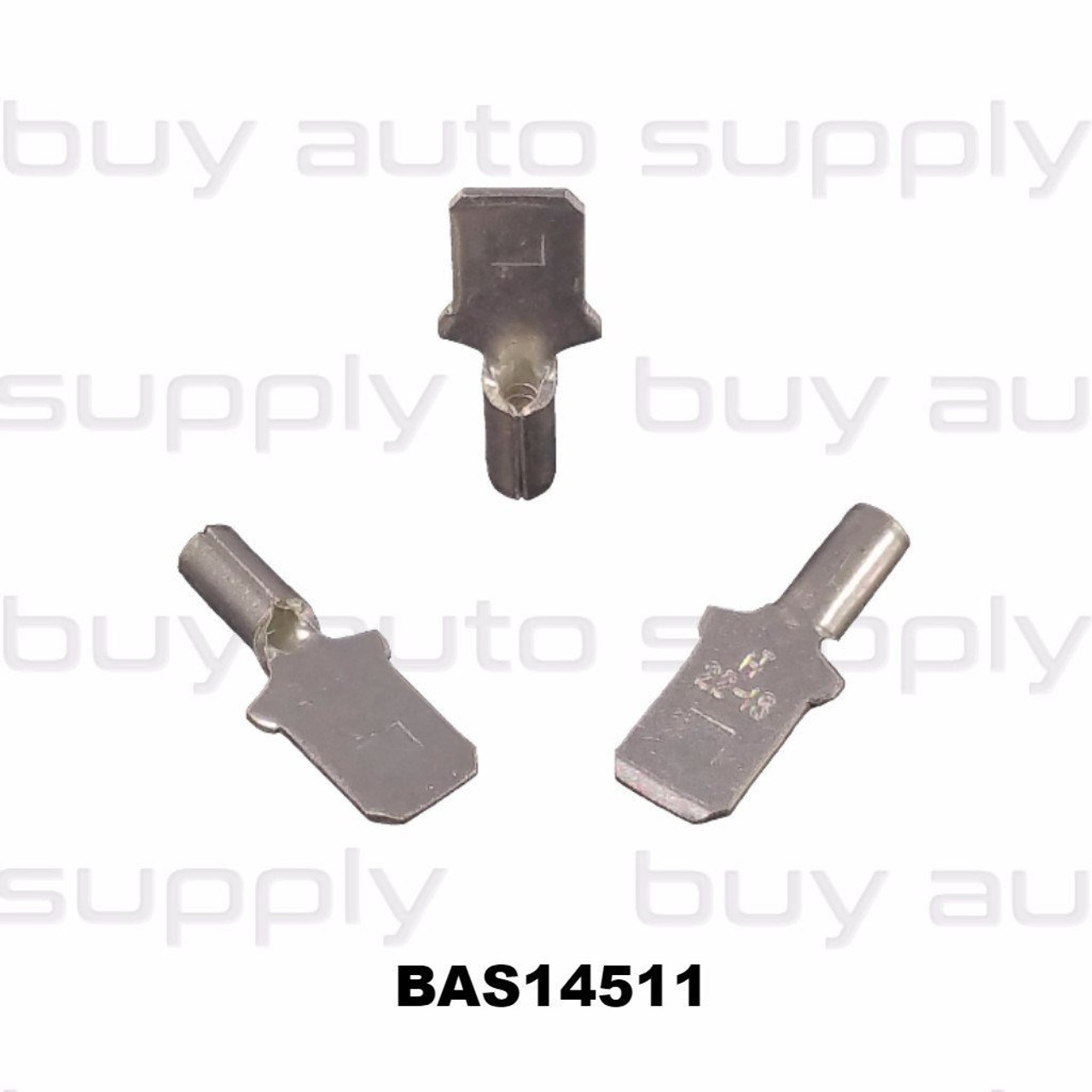 Male Quick Connect Terminal (Non-Insulated) 22-18 - BAS14511 - from Buy Auto Supply