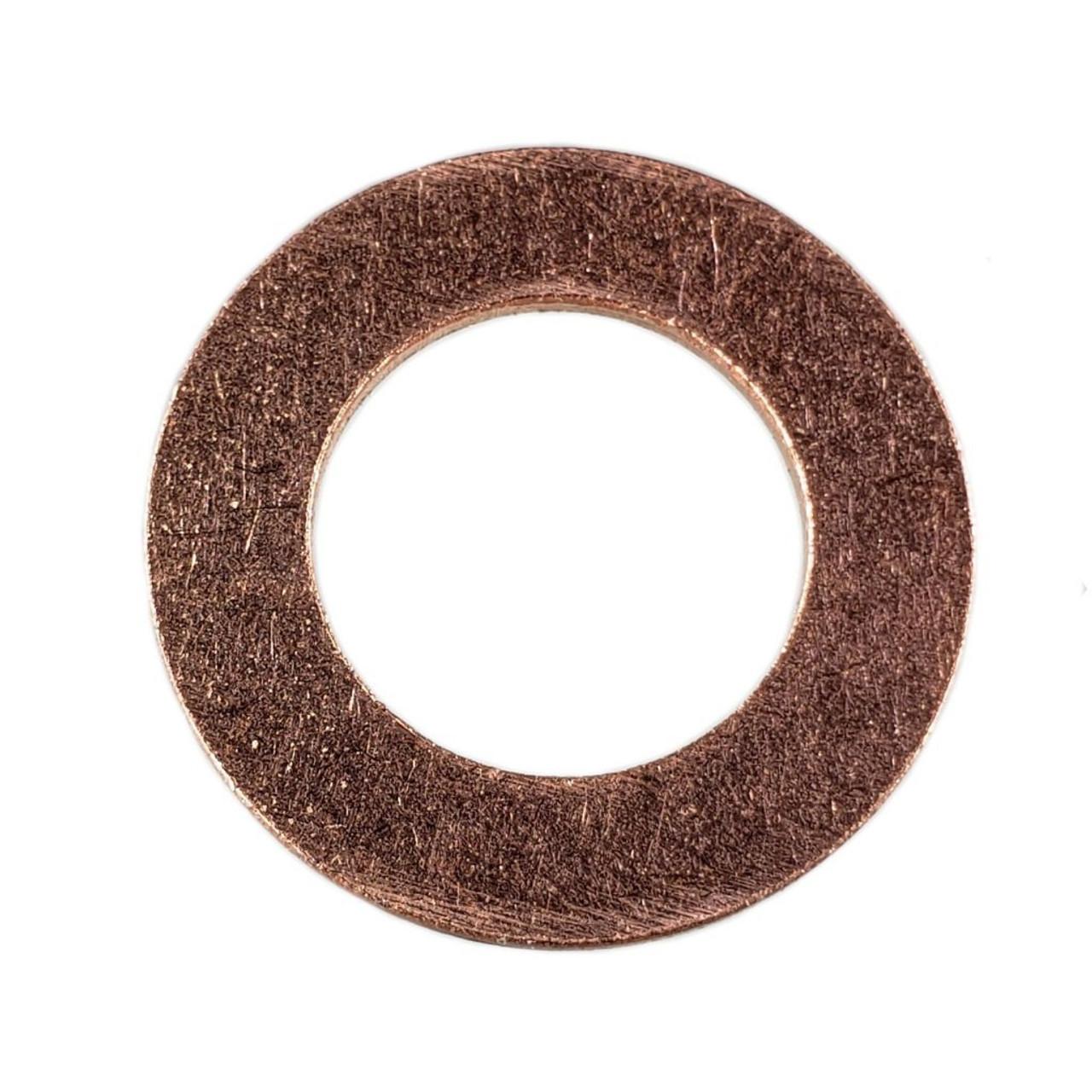 Qty 4 Dorman 11//16/'/' Copper Drain Plug Gasket 095-003
