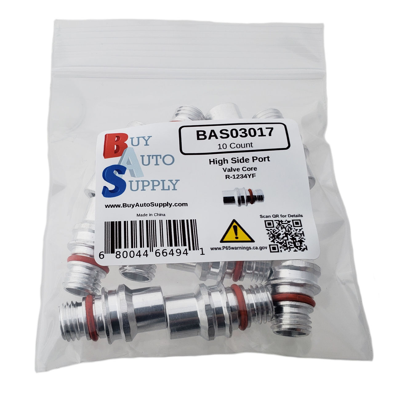 BAS03017 - 1234YF High Side Port Valve