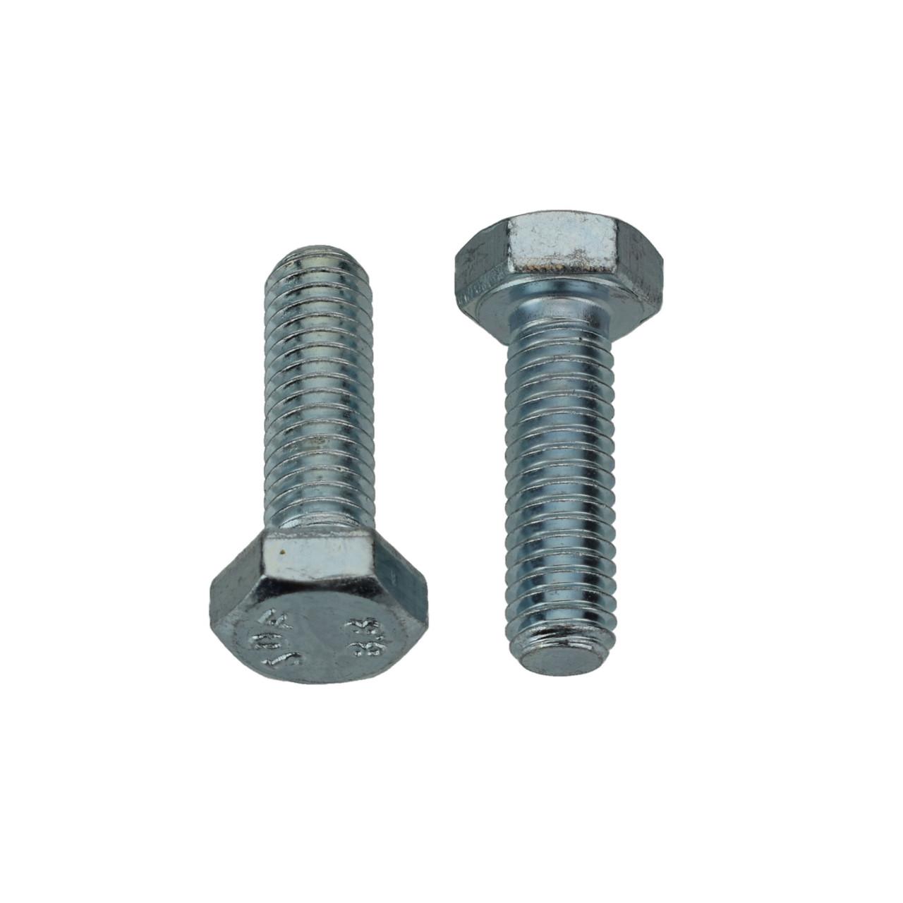 M6-1.0 x 20mm Hex Head Bolt - Interchanges: Auveco 14409 Disco 877pk