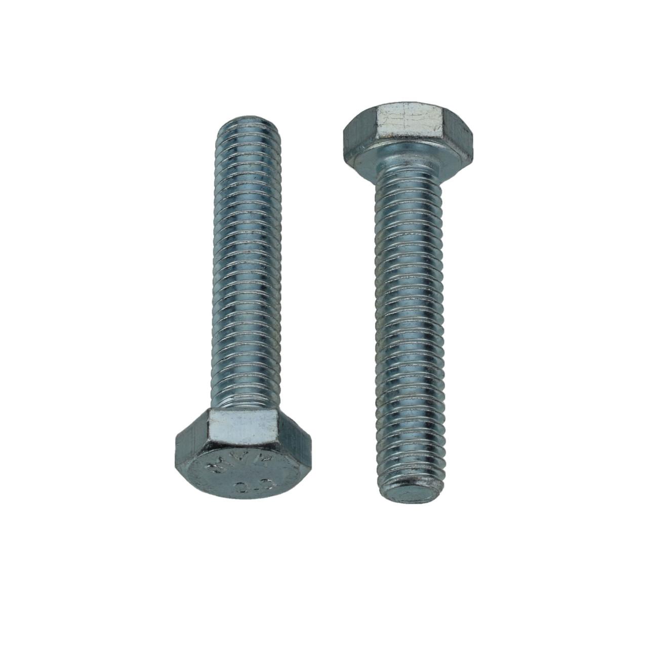M6-1.0 x30mm Hex Head Bolt - Interchange: Auveco 14411 Disco 879pk