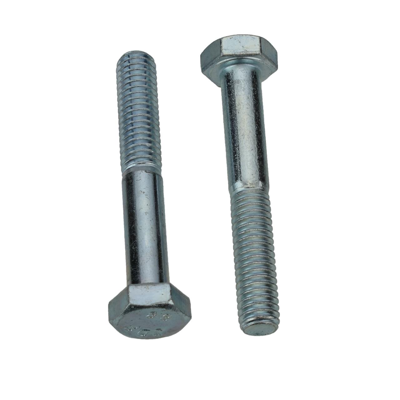 M6-1.0 x 40mm Hex Head Bolt - Interchange: Auveco 14413 Disco 881pk