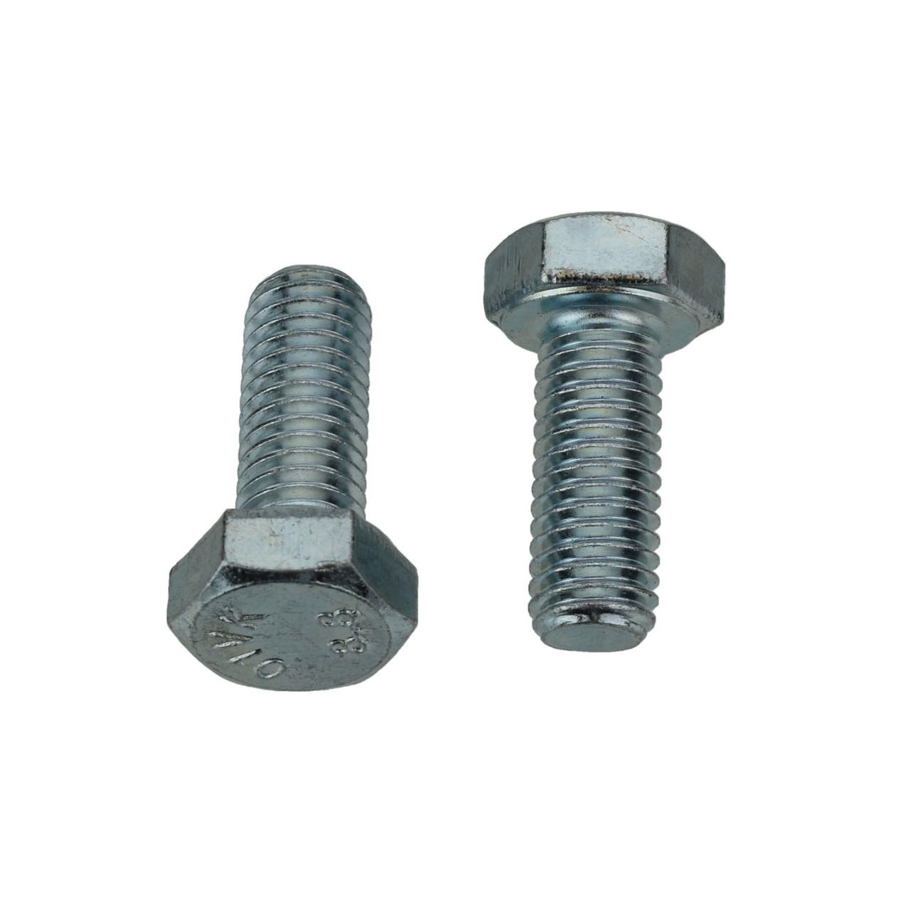 M8-1.25 x 20mm - 13mm Hex Head Bolt - Interchange: Auveco 14420 Disco 886pk