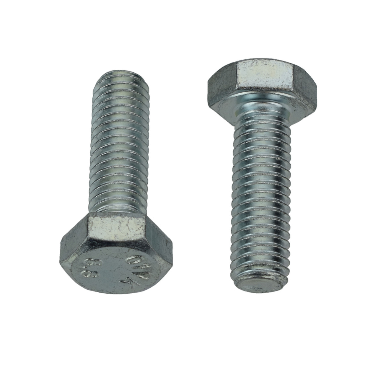 M8-1.25 x 25mm - 13mm Hex Head Bolt - Interchange: Auveco 14421 Disco 887pk