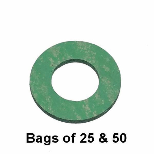 Oil Drain Plug Gasket - M12 Green Synthetic Interchange: Dorman 097-127 097127 65301