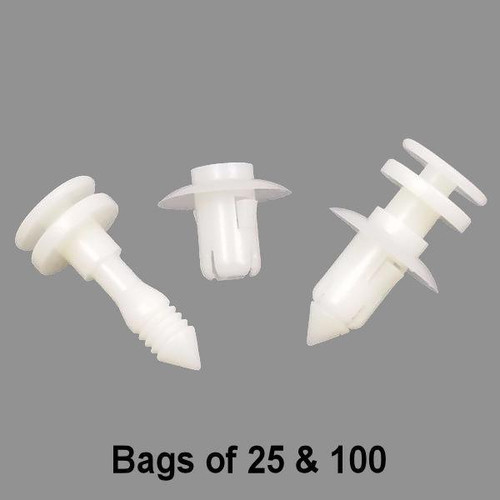 Ford Door Panel Retainer Clip - Interchange: Auveco 20363 Ford 1W6Z238A90AA XW4Z54238A70AA