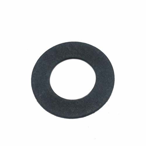 Single M12 Fiber Drain Plug Gasket - Interchanges: 097016, 97016, 7041077