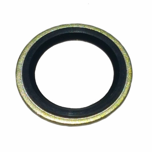 Single M16 Metal Rubber Oil Drain Plug Gasket from Buy Auto Supply