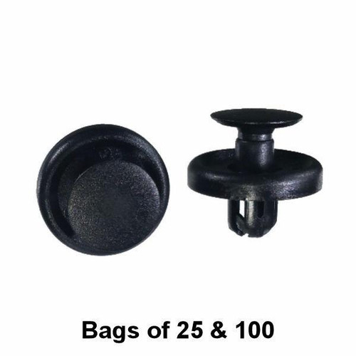 Toyota Trim Push Retainer Clip - Interchange: Auveco 20869 Dorman 700-672 700-078 66004 691-036