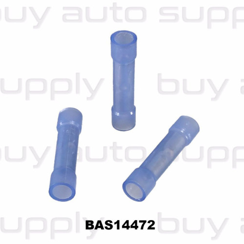 Butt Connectors - Blue Nylon - Made in USA- BAS14472