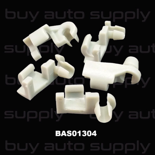 Door Rod Clip GM Chrysler - BAS01304 - Interchange 3454221, 4658677, 8891030, 15674, 1250, 72-3586