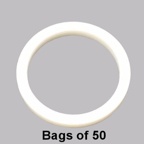 Oil Drain Plug Gasket - M16.4 Nylon - Interchange: Dorman 097-003, 097003