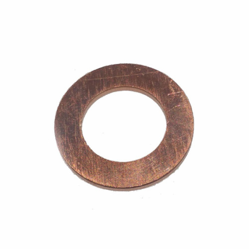 M12 Copper Drain Plug Gasket - Interchanges: 095001, 95001, 7043000