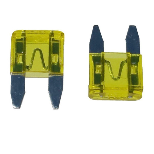 20 Amp Fuse - Mini Blade ATM - Automotive