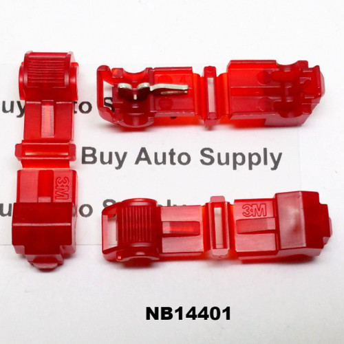 3M ® Red T-Tap, 951k, 22-18 AWG - NB14401