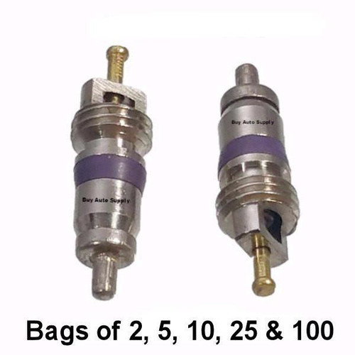 European  A/C Valve Core Fits Mini, Mercedes, BMW, VW - Interchanges:  MT1544, 8E082085, 0008320285