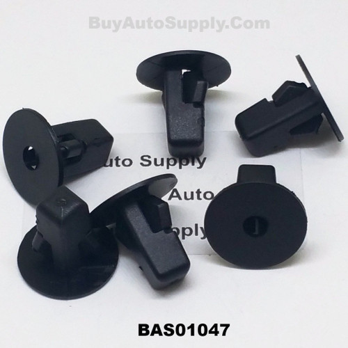 20mm Toyota Screw Grommet #6 Screw - Interchange 9018906013, 96706-W100, 14267, 1605, 83-5694
