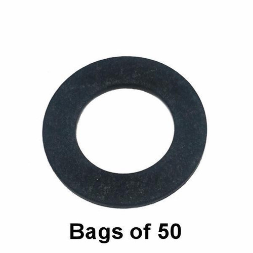 Oil Drain Plug Gasket - M14 Fiber - Interchange: Dorman 097-026 097026