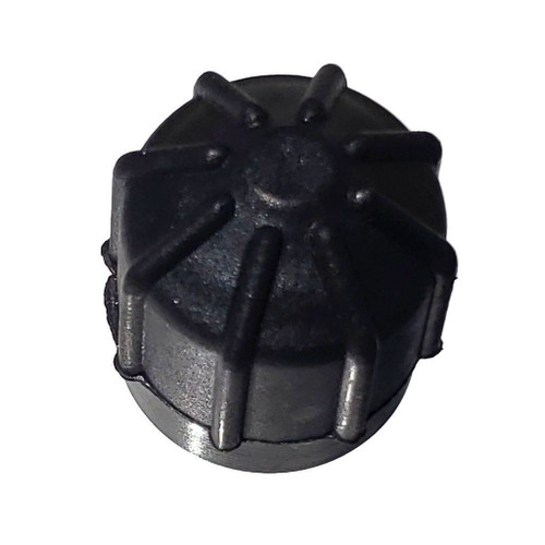 AC Service Cap M10x1.0 Interchanges:  BMW 64538387438, 64538390638, 66206004001