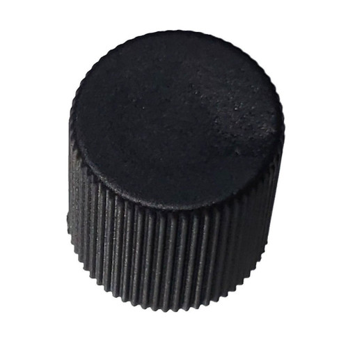 AC Service Cap - Black High Side M10x0.75 - Interchanges: MT0068, 59938