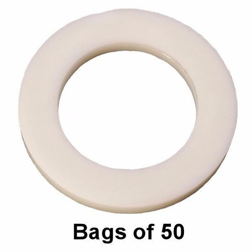 "Oil Drain Plug Gasket - 5/8""  Nylon - Interchange: Dorman 097-002, 097002"
