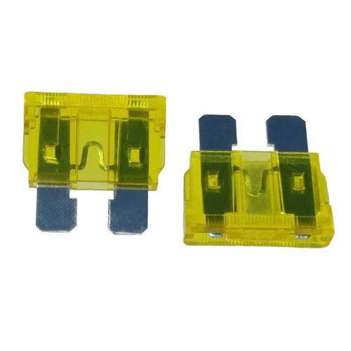 20 Amp Fuse - Standard Blade ATC - Automotive