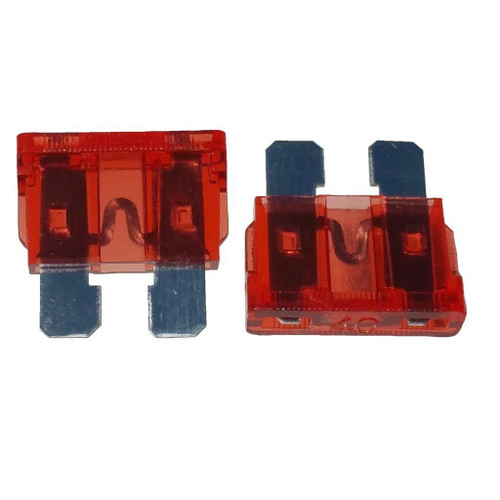 40 Amp Fuse - Standard Blade ATC - Automotive