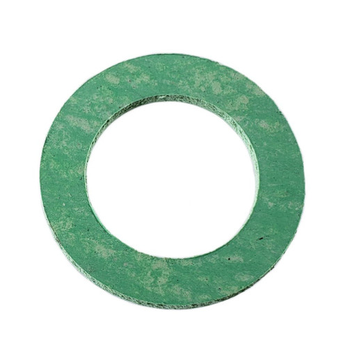 M18 Synthetic Fiber Drain Plug Gasket - Interchanges: Dorman 097-130, Toyota 90430-18013, 90430-18023, 90430-18024, 90430-18026, 90430-18244