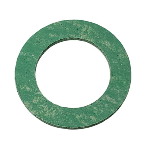 Synthetic Fiber Drain Plug Gasket 18mm - Interchanges: Dorman 097-130, Toyota 90430-18013, 90430-18023, 90430-18024, 90430-18026, 90430-18244