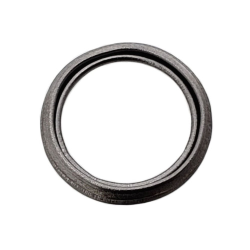 M14 Crush Washer Drain Plug Gasket - Interchanges: Dorman 095-141, Hyundai Kia 2151321000, Mazda 1345-10-406A, AM01-10-403, Mitsubishi MD050317, Volkswagen N-013-815-2, N-013-815-6