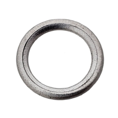 M14 VW Style Crush Washer Drain Plug Gasket - Interchanges: Volkswagen Audi, N0138157