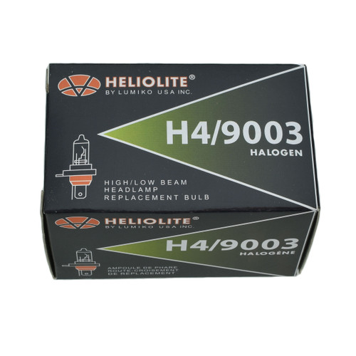 H4 / 9003 Headlight Bulb - 12v 60/55w