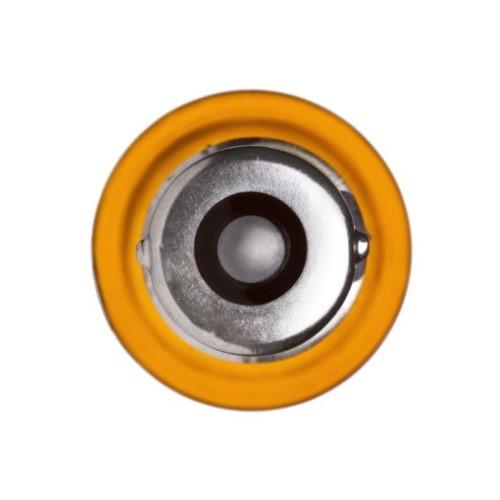 1156NA Light Bulb - Amber - 12v 27w