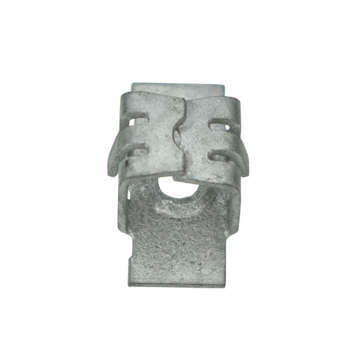 BAS01746-25 - Metal Screw Clip / # 8 Screw Size