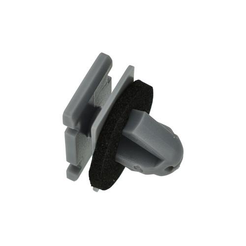 BAS01758 - Moulding Clip - 9mm Hole Size  15mm Stem Lgth