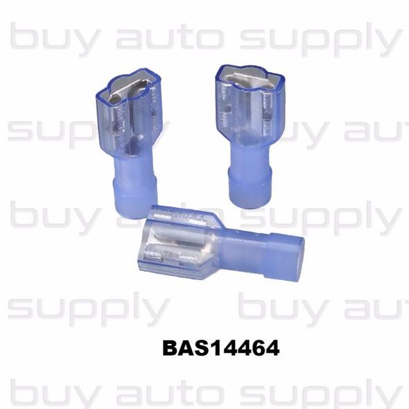 Blue Female Quick Connect (Nylon)- BAS14464