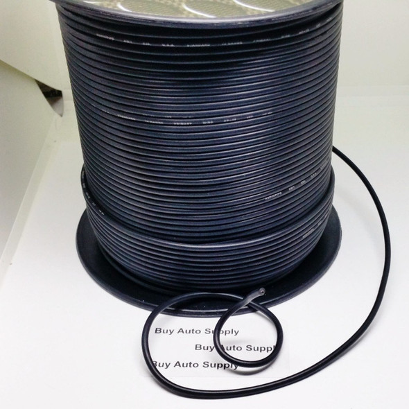 EC13501 - 18 Gauge Primary Wire - 500 Ft Spool - Red / White / Black