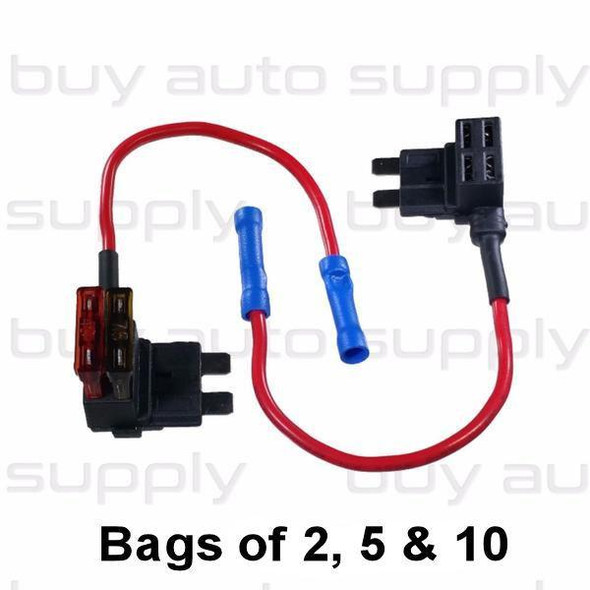 Tap-A-Circuit Standard Fuse Holders