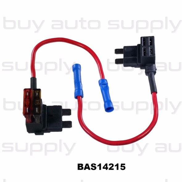 Tap-A-Circuit Fuse Holders - Standard Blade - BAS14215 - from Buy Auto Supply