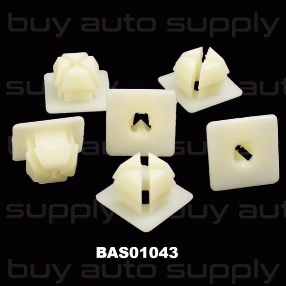 """1/2"""" Screw Grommet #8 & 10 Screw - BAS01043 - Interchange 150156025, 13933, 9050, 75-4200"""